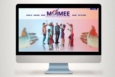 Site Internet de Moimee