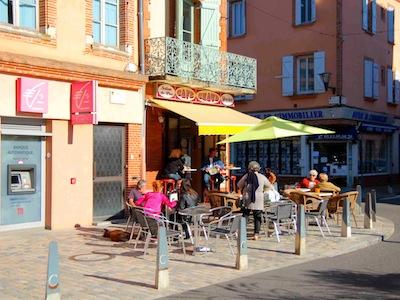 Castelsarrasin - Centre-ville
