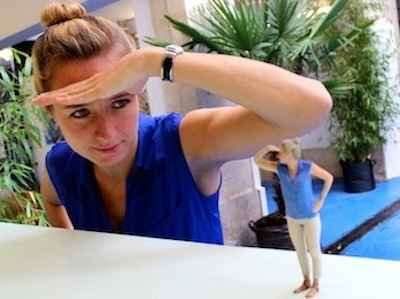 Moimee figurine 3D